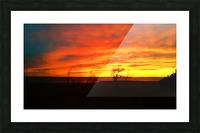 Evening Magic Picture Frame print