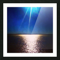 Light Shine Picture Frame print