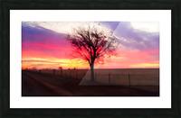 still morning Picture Frame print