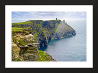 Cliffs Of Moher 4 Picture Frame print