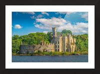 McDermott s Castle Ruins Picture Frame print