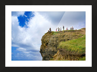 Cliffs Of Moher 3 Picture Frame print