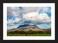 Muckish Picture Frame print