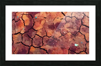 rocks art two Picture Frame print