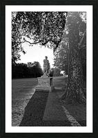 Tuilerie statue Impression et Cadre photo