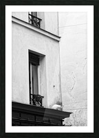 Paris cat Impression et Cadre photo