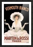 Leonetto Cappiello Cognac Monnet Vintage Ad Art Print Poster Picture Frame print