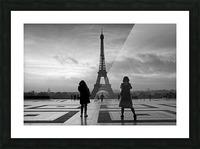 Trocadero square Impression et Cadre photo