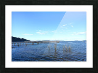 One Day at the Estuary 2 of 4 Picture Frame print