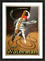 Ideal Waterman Picture Frame print