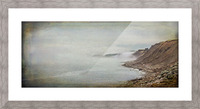 Fog in Grand Etang - Cape Breton Picture Frame print