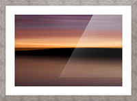 Sunset Motion Picture Frame print