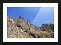 The Gorge Oregon Picture Frame print