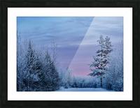 Winter Wonderland  Picture Frame print
