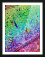 Saribo Picture Frame print
