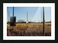 Mirror Mirror Picture Frame print