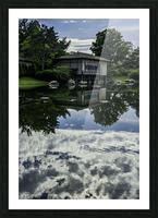 Reflections Picture Frame print