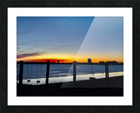 The City is My Playground Picture Frame print