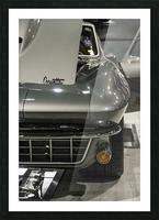 1965 Corvette Picture Frame print