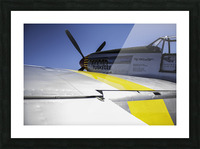 Tuskegee Airmen Picture Frame print