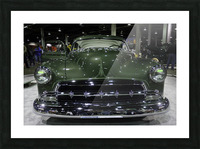 1950 Mercury Picture Frame print