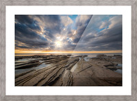 The Glory Picture Frame print