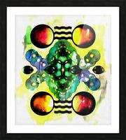 Hado Energy 3 Picture Frame print