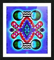 Hado Energy 7 Picture Frame print