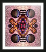 Hado Energy 4 Picture Frame print