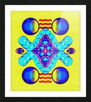 Hado Energy 8 Picture Frame print