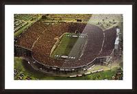 1981 Beaver Stadium Art Picture Frame print
