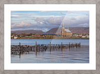 Cheticamp - A placed called home. Picture Frame print