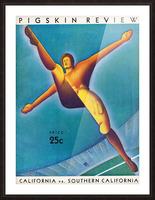 1932 California vs. Southern California Picture Frame print