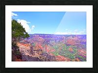 Waimea Canyon on the Island of Kauai Picture Frame print