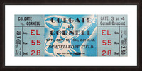 1946 Colgate Red Raiders vs. Cornell Big Red Picture Frame print