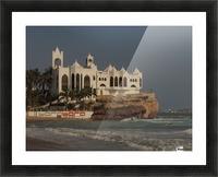 White Castle Picture Frame print