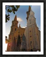 Catedral Basilica de Mazatlan Picture Frame print