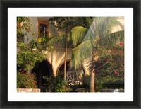 Lush and Beautiful  Picture Frame print
