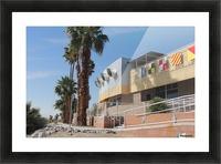 North Shore Beach & Yacht Club 2 Picture Frame print