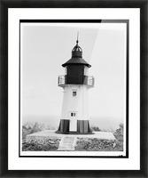 Hams-Bluff-Lighthouse-US-Virgin-Islands Picture Frame print