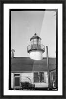 Point-Pinos-Lighthouse-CA Picture Frame print
