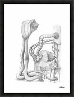 TRANSFORM Picture Frame print