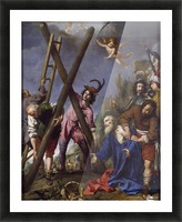 The Martyrdom of St Andrew Picture Frame print