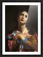 Sant Agata Picture Frame print