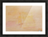 The enlightened sealing corner Picture Frame print