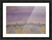 Night in the Danube Delta Picture Frame print