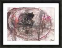 Anger 2 Picture Frame print