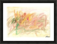 Composition 3 Picture Frame print