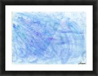 Sea Picture Frame print