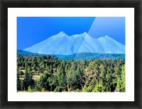 Something Different Picture Frame print